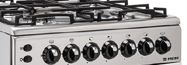 Shop 4 Burners Cookers (55 cm)