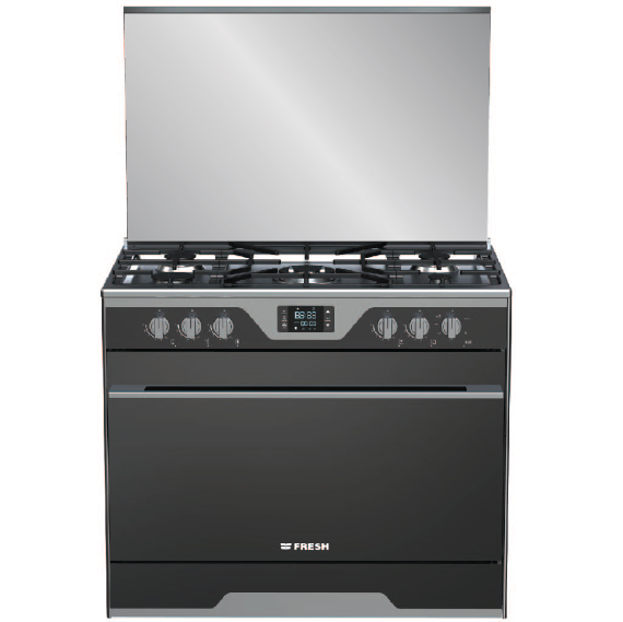 Fresh Gas Cooker Modena Exclusive 90*60