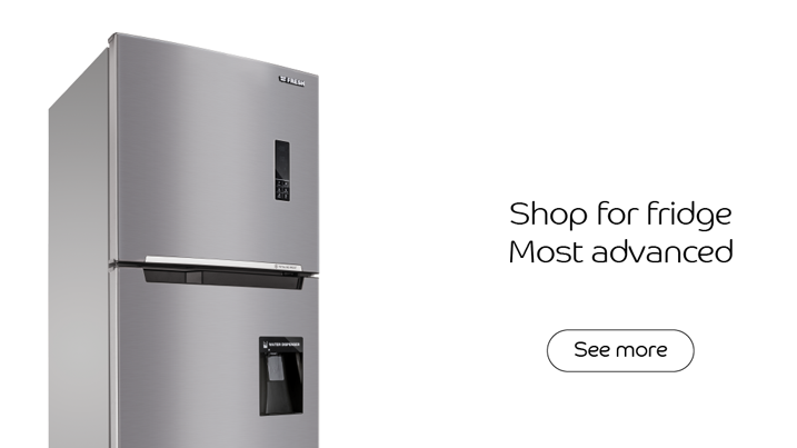 Shop for refrigerators - Get free shipping on a purchase of 1,000 LE or more